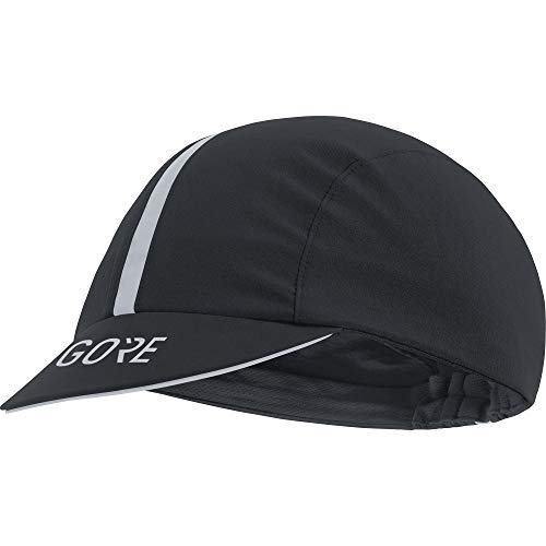 GORE WEAR C5 Gorra de ciclismo unisex, Talla: única, Color: negro