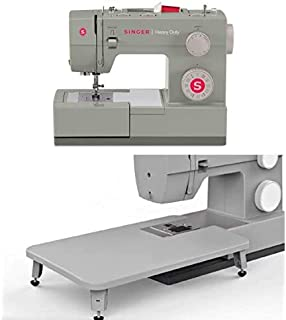 4452 Heavy Duty Sewing Machine w/HD Extension Table