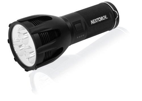 Nextorch Saint Torch 3 Torcia Tattica LED...