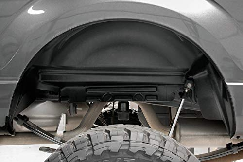 Rough Country Rear Wheel Well Liners for 2015-2020 F-150-4515