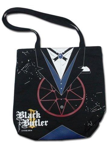 Black Butler 2 Claude Tote Bag