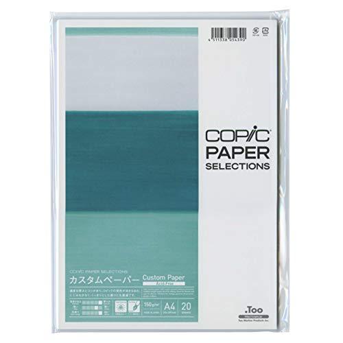 Copic 26075300 Custom Paper A4 150 g 20 Sheets