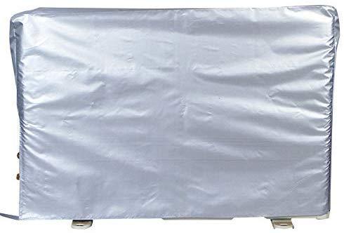 QUEENBACK Air Conditioner Cover Anti-Dust Anti-Sneeuw Waterdichte Zonwerende Conditioner Buiten Raam AC Unit Cover