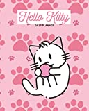 Hello Kitty 2021 Planne: Daily and Monthly Organizer   Task Manager   Checklist   2021 Calendar   Large Size Journal   Time And Self Management Tool Paperback