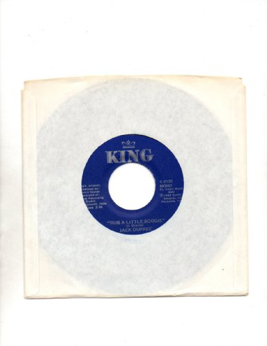 "Rub a Little Boogie=b/w= Let the Doorbell Ring=7""45 Record"