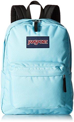 Jansport Unisex-Erwachsene Superbreak Rucksack, O/S, Blue Topaz