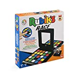 Rubik's Race Classic Fast-Paced Strategy Sequence Board, Ultimate to Face Two Player Game (Spin Master 6062614)