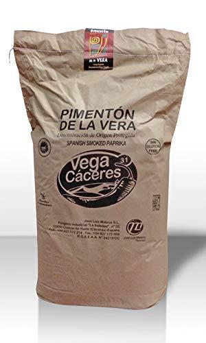 Pimentón de la Vera Saco 5 kilos - Formato Profesional -Denominación de Origen