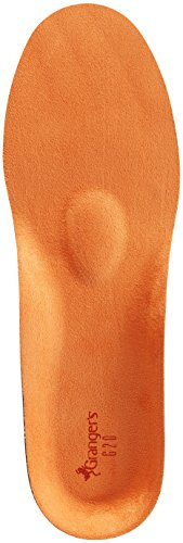 Granger's Men's G20 Trek Performance Insole - Multicolore (Orange/White/Black), taille 42