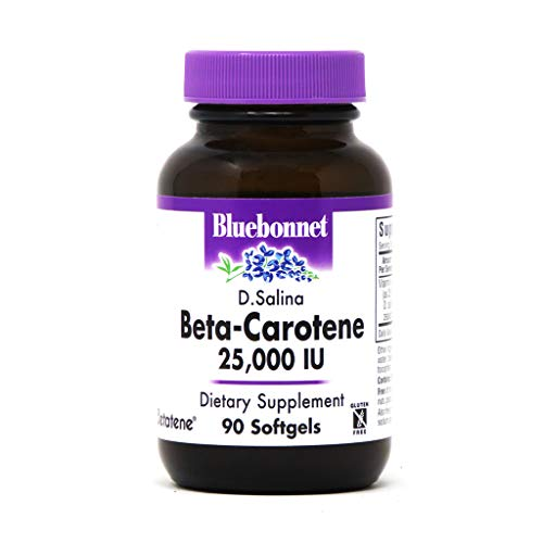BlueBonnet Mixed Carotene Beta-Carotene 25,000 IU, 90 Soft Gels