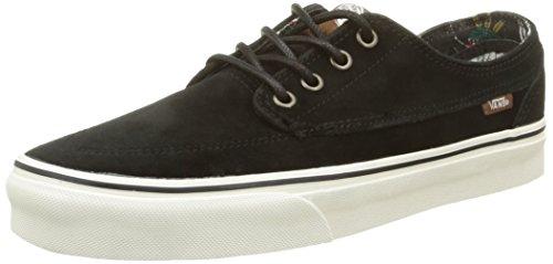 Vans Brigata (Desert Tribe) Suede- Black, Men's Sk8 Shoe Size 8