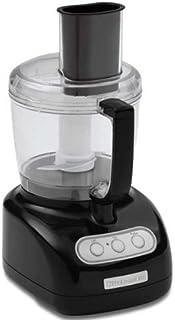 KitchenAid Food Processor RKFP710OB, 7-Cup, Onyx Black, (Renewed)