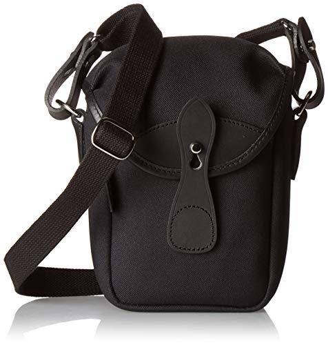 Billingham 72 Kameratasche (schwarzes FibreNyte/schwarzes Leder)