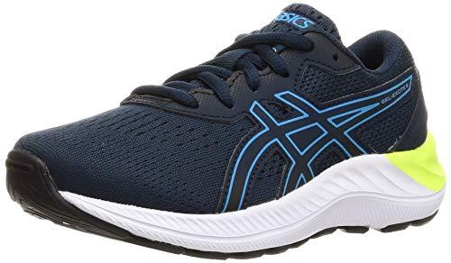 ASICS Gel-Excite 8 GS, Zapatillas de Running, French Blue Digital Aqua, 37.5 EU