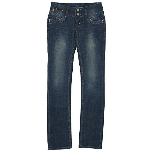 LTB, Jonquil, Damen Damen Jeans Hose Stretchdenim New Algea Blue W 33 L 34 [20755]