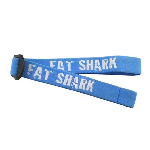 FatShark Replacement Head Strap Blue Color by Fat Shark