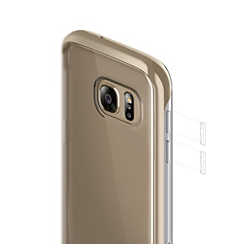 Caseology Skyfall for Samsung Galaxy S7 Case (2016) - Gold