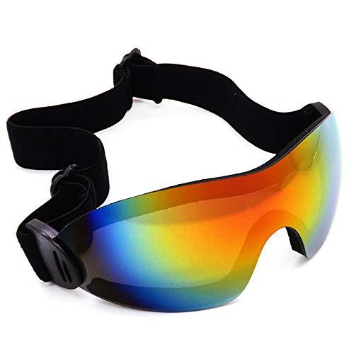 anruo Brillen skibril heren en dames anti-condens ski snowboard snowboard schaatsen spiegel skibril