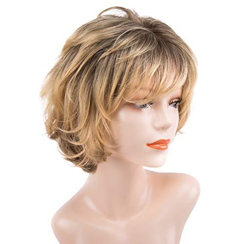 conseguir pelucas amarillas cortas en internet