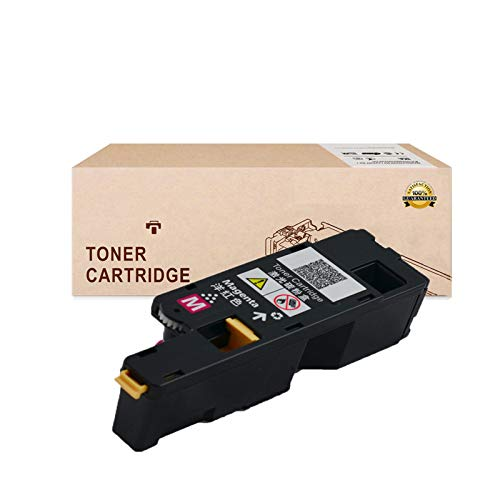 Compatible Toner Cartridges Replacement for DELL 1250C 331-0777 331-0778331-0779 331-0780 Toner Cartridges for DELL 1250C 1350CNW 1355CN 1355CNW Toner Cartridges,Magenta