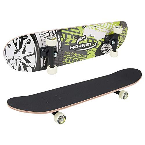 Hornet Skateboard | Hochwertiges Ahorn-Holz | ABEC 1
