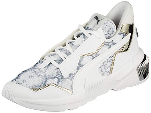 Puma Provoke Xt Untmd Wn'S, Zapatillas Deportivas Mujer, White, 37.5 Eu