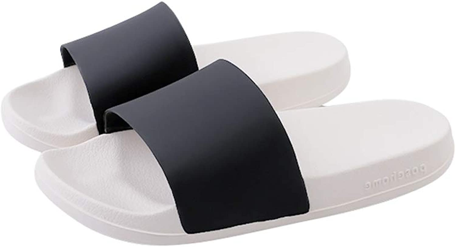 AUGAUST Sandals Unisex Couple Style Suitable for Outing Holiday Camping Slip Wearable Home Can Also Be Multifunctional