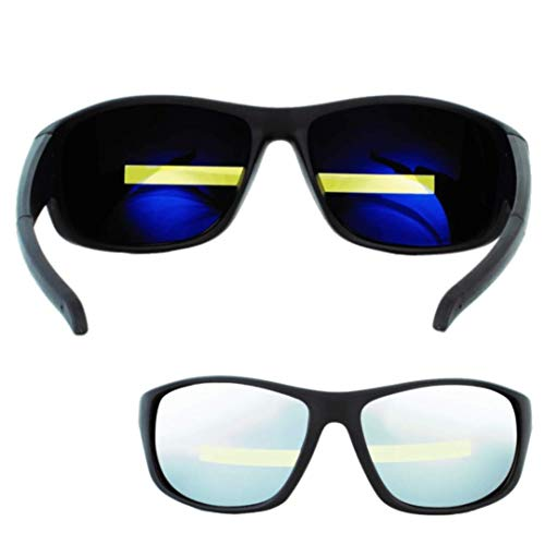 AtEase Therapeutic Glasses for Anxiety, Focus, Gaming, Relaxation, Sleep, Mental Performance & Wellness - Small Fit (Black)