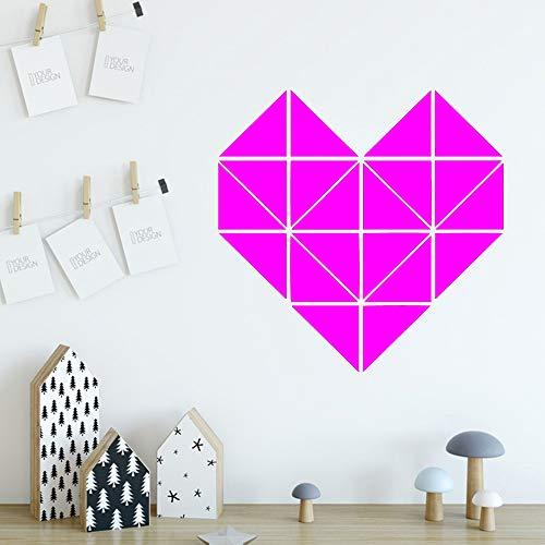 Ajcwhml Wandaufkleber selbstklebend Vinyl wasserdicht Wandkunst Aufkleber Junge Schlafzimmer Applique Wanddekoration Wandbild 28cm X 28cm