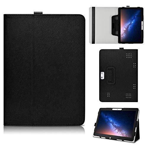 KATUMO Cover Tablet Universal 10.1 Funda Tablet 10.1 Carcasa para Lenovo Tab 10, Samsung Tab 10, Huawei Tab 10, Lnmbbs Tab 10, BQ Aquaris Tab 10 Fundas