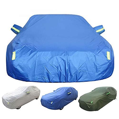 OOFAYZYJ Funda para coche apta para Audi A4, cubierta exterior completa para coche, protección cont