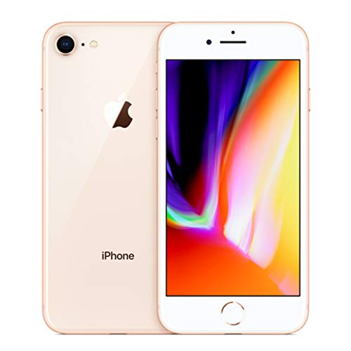 Apple iphone 8 64gb Gold Liberado de Fabrica (Renewed)
