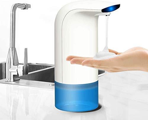 Arespark Automatisch Seifenspender, Berührungsloser Desinfektionsspender Seifensprühgerät 300ML, Infrarotsensor Schaumseifenspender Handwaschmaschine ideal für Küche & Bad