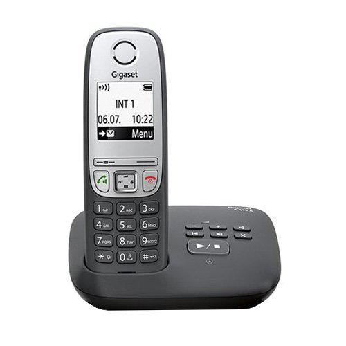 Gigaset A415A Digital Cordless Answer Phone (Generalüberholt)