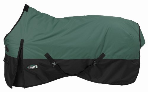 Tough 1 600 Denier Waterproof Horse Sheet, Hunter Green, 75-Inch