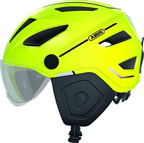 ABUS Unisex-Erwachsene PEDELEC 2.0 ACE Fahrradhelm, signal yellow, M