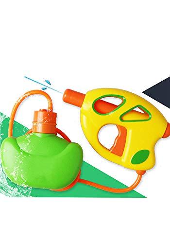 LLHAI Kinder-Wasserpistole Spielzeug, Soaker Aktion Pistole Tragbare 300ML Big Water Gun für Kinder Spiele Beach Party Pool Kämpfen