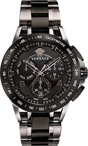 orologio cronografo uomo Versace Sport Tech trendy cod. VERB00618