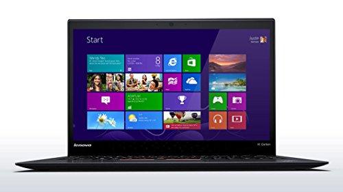 Lenovo ThinkPad X1 Carbon 3rd Generation 2015 Business Ultrabook - Core i5-5200U, 128GB SSD, 4GB RAM, Anti-glare 14.0