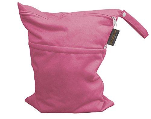 Yogabum Hot Yoga Borse - Borsa Wet Impermeabile (Pink)