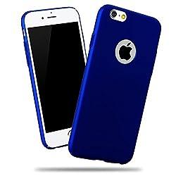 """7bf10f2bce """"iPhone6s ケース iPhone6ケース 超薄型 わず 擦れ傷防止 落下割れ防止 耐衝撃 指紋防止 一体型  360度で完全に保護してくれた。背面にあるAppleのロゴマークが 見える ..."""