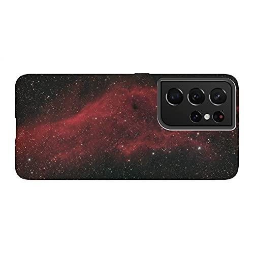 artboxONE Tough-Hülle Handyhülle für Samsung Galaxy S21 Ultra Kalifornianebel von Roland Störmer