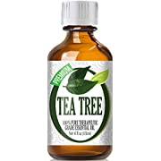 Tea Tree Essential Oil - 100% Pure Therapeutic Grade Tea Tree Oil - 120ml