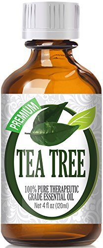 Tea Tree Essential Oil - 100% Pure Therapeutic Grade Tea Tree Oil - 120ml