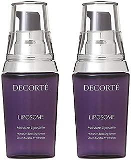 【セット】コーセー コスメデコルテ COSME DECORTE モイスチュアリポソーム 化粧液 40mL 2個セット