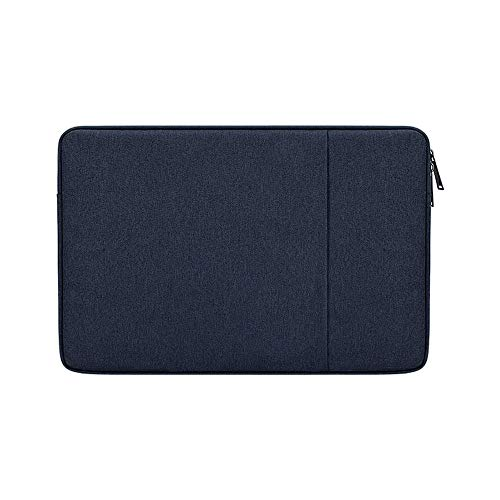 PINHEN Funda protectora para iPad 9.7, iPad 10.2, Surface Go, Galaxy Tab A 10.1 (10 pulgadas), color azul oscuro