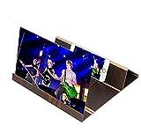 LQ&XL Schermo Amplificatore Supporto di Display per Protezione degli Occhi con Lente d'Ingrandimento...
