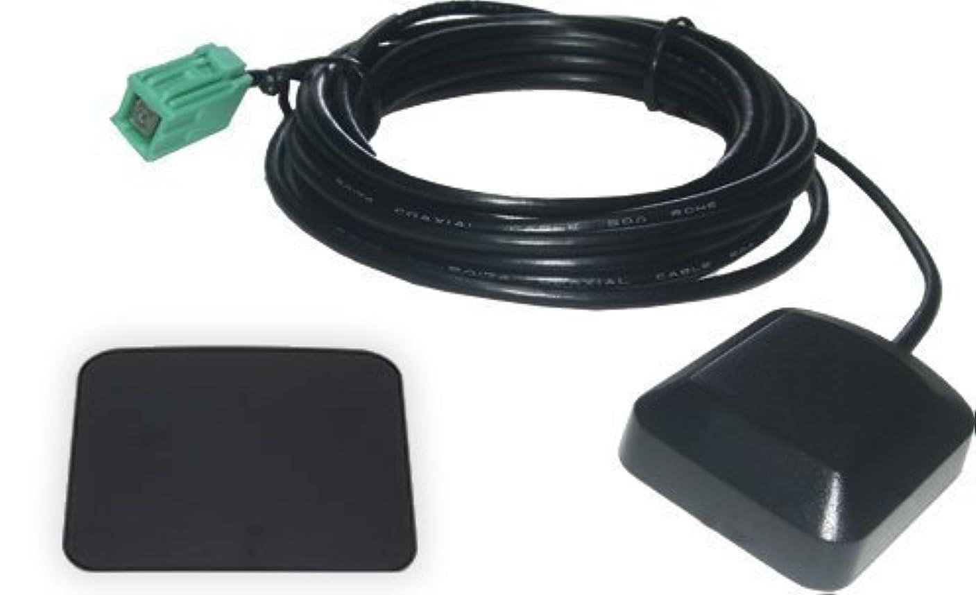 浸したバーゲンアーサーコナンドイルVXD-075C 対応 GPSアンテナ 感度UP プレート セット 高感度 GPS 【ホンダ】