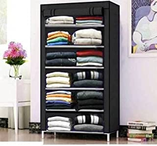 RAXON WORLD - Multipurpose|collapsible wardrobe|book case|cupboard closet|organizer for clothes|storage rack for kids|chap...