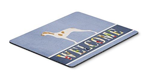 Caroline tesoros del escritorio Artwork Mouse Pad, Multicolor, 7,75x 9.25(bb8272mp)